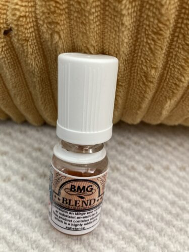 BMG Blend photo review