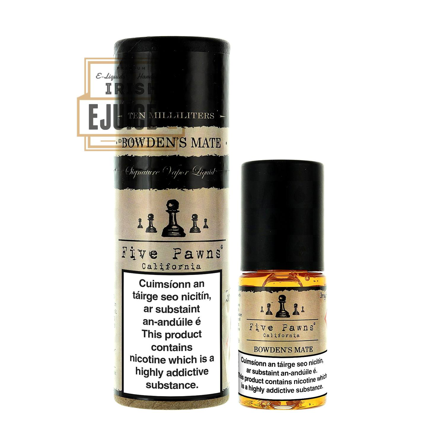 Bowdens Mate by Five Pawns   Vapecentric